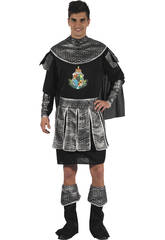 Disfraz Romano Negro Hombre Talla XL