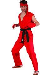 Maschera Karateka Uomo Taglia XL