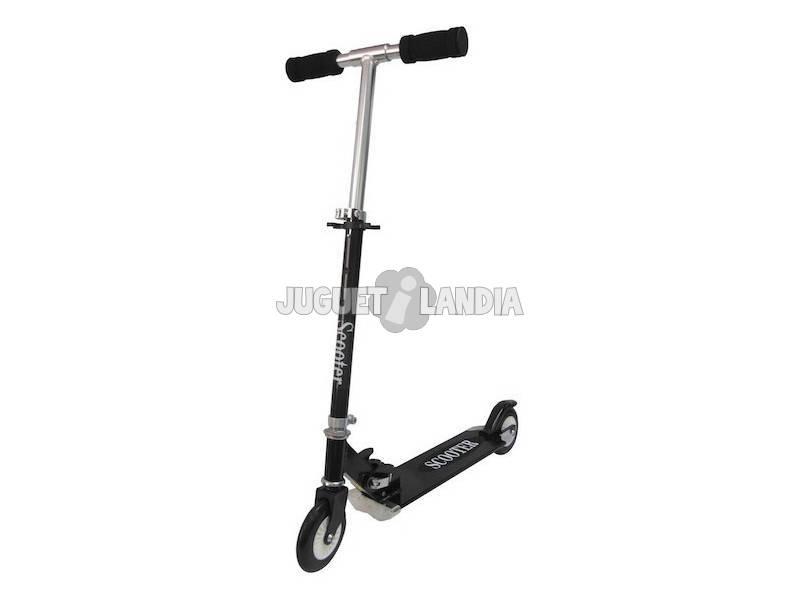 Patinete Scooter Nitro Aluminio Con Luces