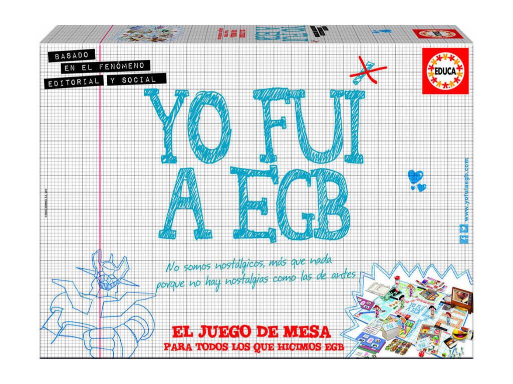 Juego de Mesa Yo Fui a EGB Educa 16587 Educa 16587