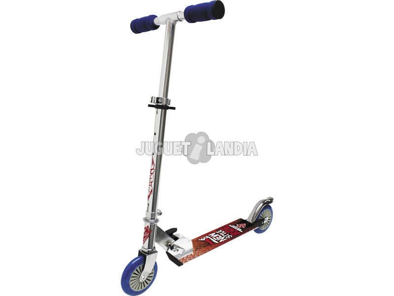 Patinete Scooter Nitro Acero - Aluminio