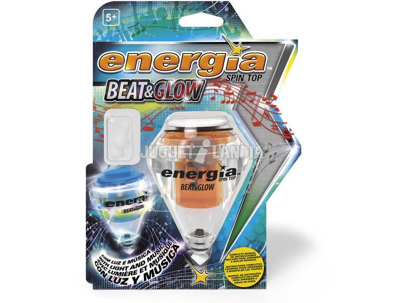 Trompo Energia Beat and Glow