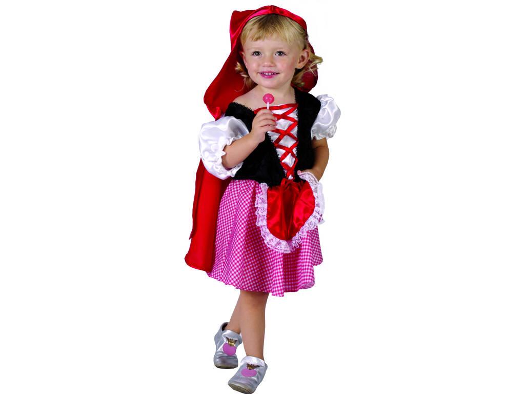 Disfraz Caperucita para Bebé Talla S
