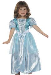Disfraz Princesa Flores Bebé Talla S