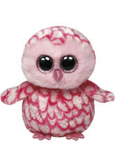 Peluche Pinky Pink Barn Owl 15cm