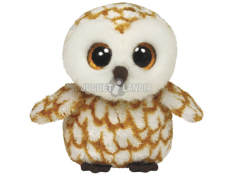 Peluche Swoops Brown Owl 15 cm