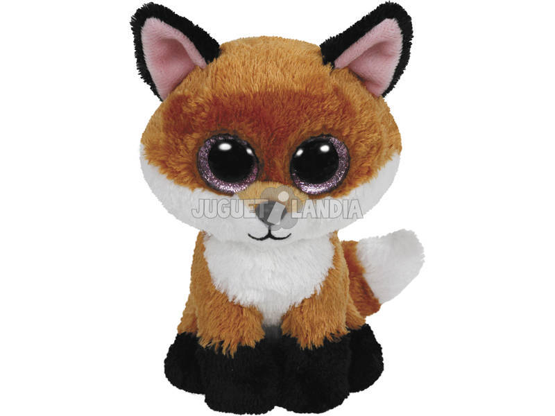 Pelúcia Fox Slick 15 cm