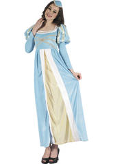 Disfraz Princesa Real Mujer Talla L