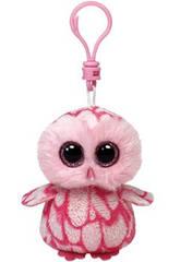 Peluche Llavero Pinky Pink Barn Owl 10 cm