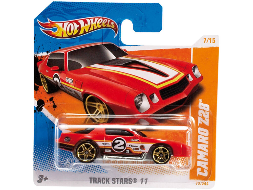 Hot Wheels Vehiculos Surtidos