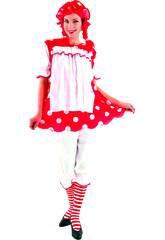 Disfraz Muñeca Mujer Talla L