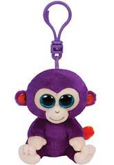 Peluche Llavero Grapes Purple Monkey
