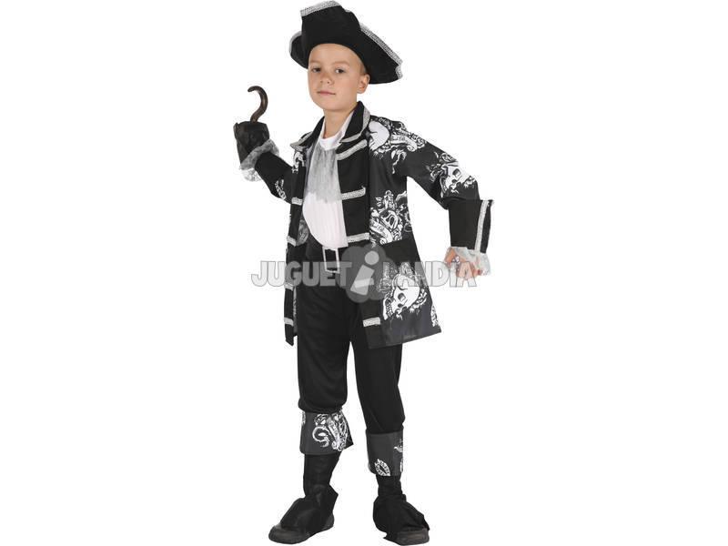 Disfraz Capitan Pirata Niño Talla M