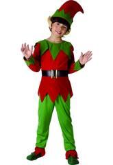 Disfraz Niños L Elfo