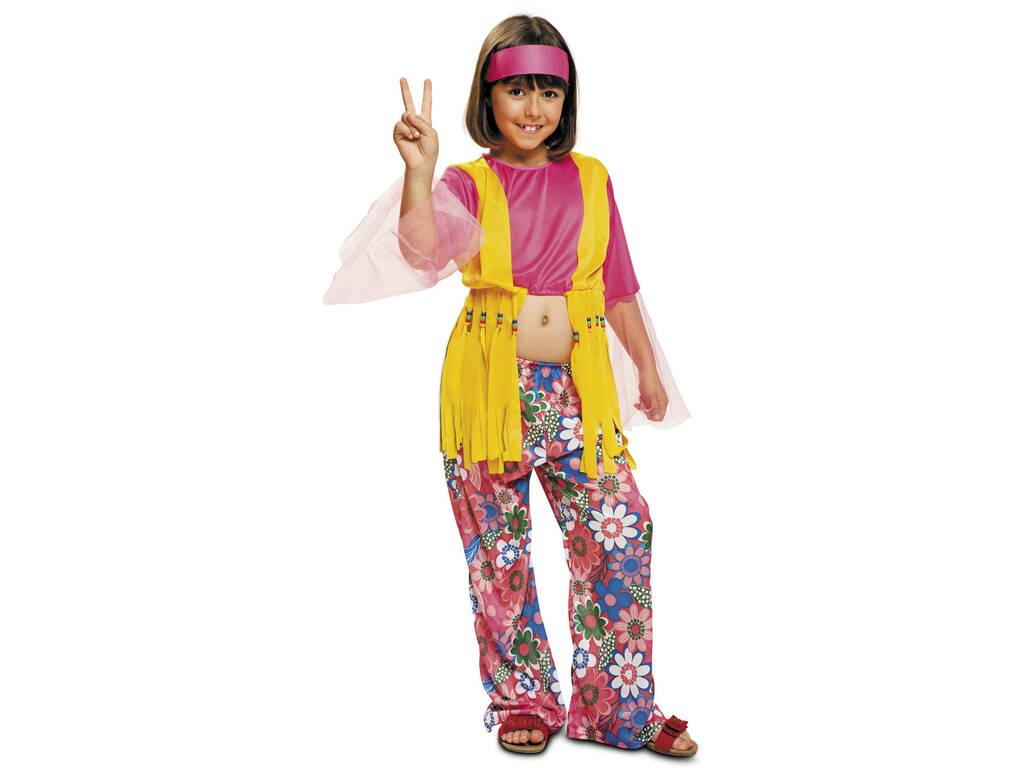 Fantasia Menina M Hippie