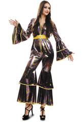 Disfraz Mujer L Disco Lady