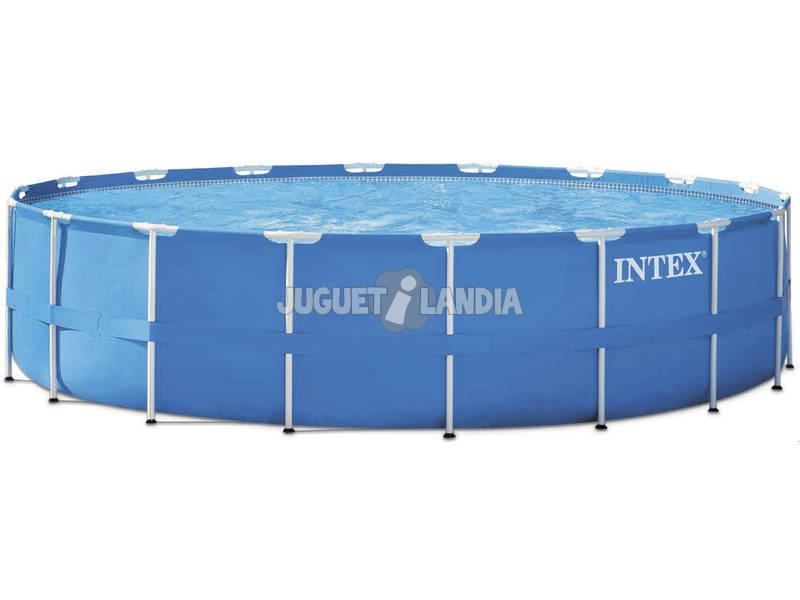 Acheter piscine hors sol 549x122 cm intex 28252 for Acheter piscine intex