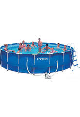 Piscina desmontable 549x122 cm. Intex 28252