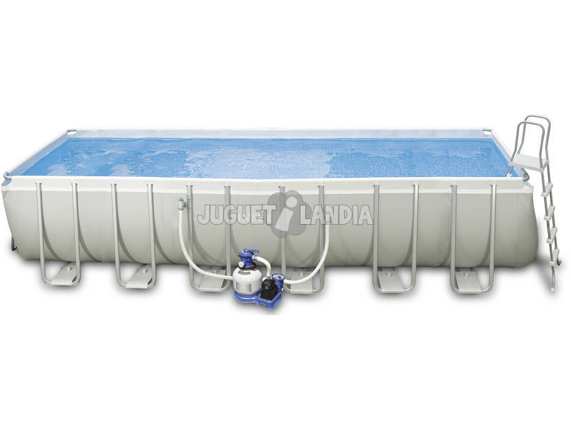 Piscina desmontable 732x366x132 cm. Intex 28362