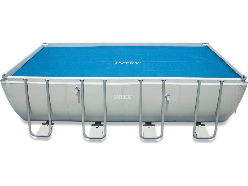 Telo solare per piscina 732x366 cm Intex 29027