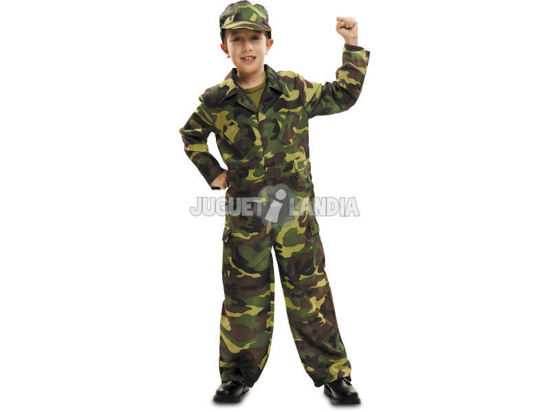 Maschera Bambino XL Soldato