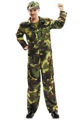 Disfraz Hombre L Soldado