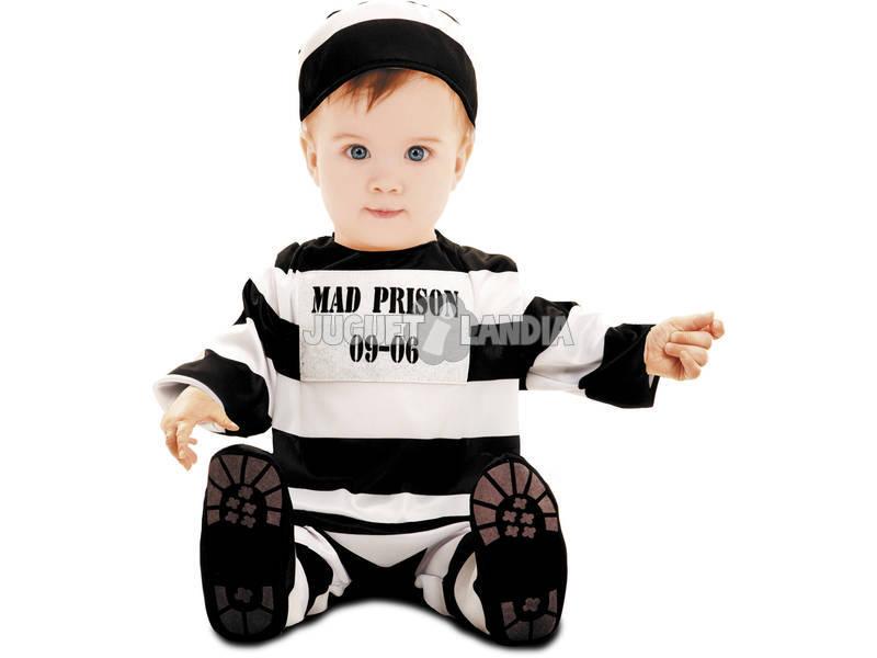 Maschera Bebè M Carcerato