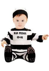 Disfraz Bebé M Preso