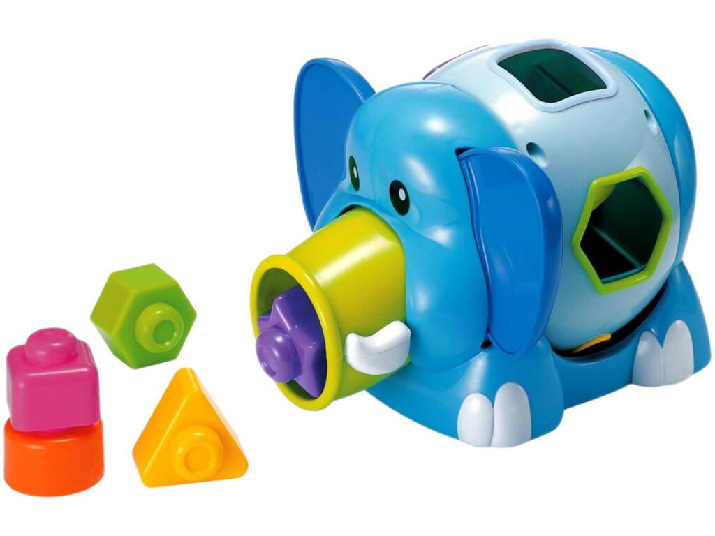 Elefante Com Peças encaixáveis