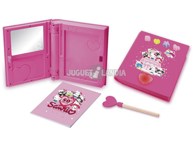 Diario electronico Hello Kitty