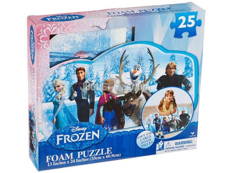 Frozen Puzzle Foam 25 piezas