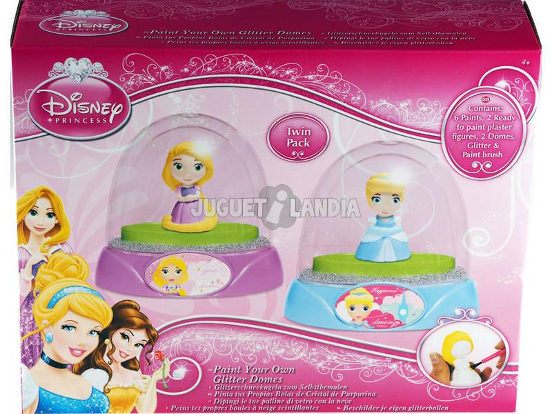 Princesas Crea y Pinta tus Figuras pack 2