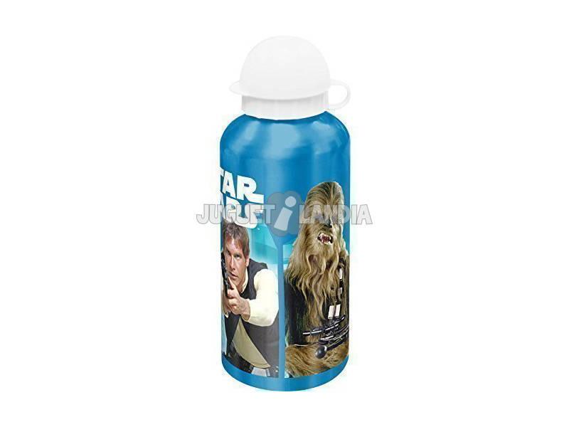 Cantimplora Aluminio 500 ml. Star Wars
