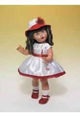 Mariquita Pérez Shantu Blanc et rouge