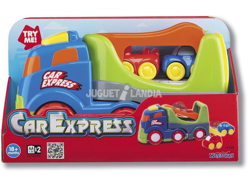 Camião Porta - carros com 2 Carros