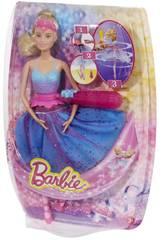 Barbie Bailarina Giros Mágicos