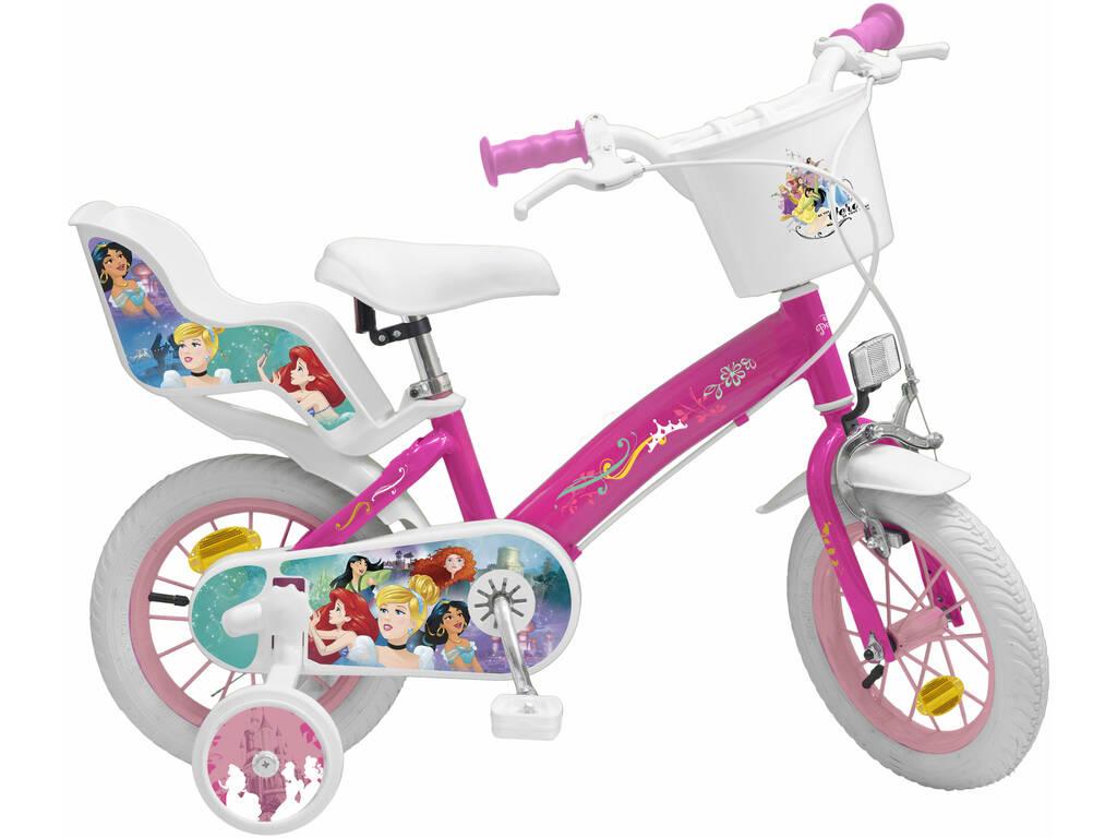 Bicicleta 12 Disney Princesas Toimsa 641