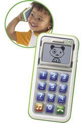 Téléphone portable parle et chante
