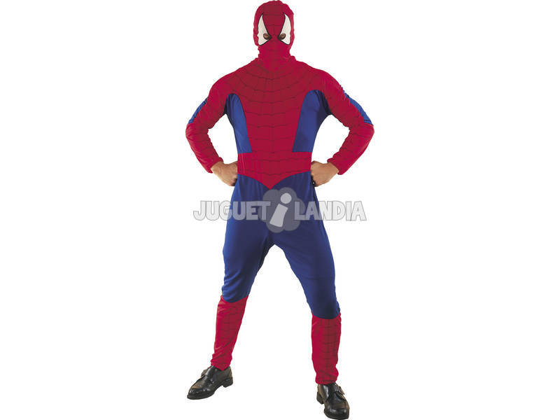 Disfraz Spider Hero para Hombre Talla XL