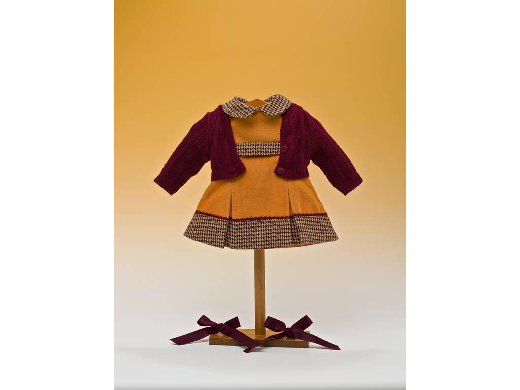 Conjunto Inverno 2012 Pichi Ocre