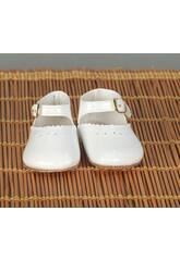 Zapato Merceditas Blanco