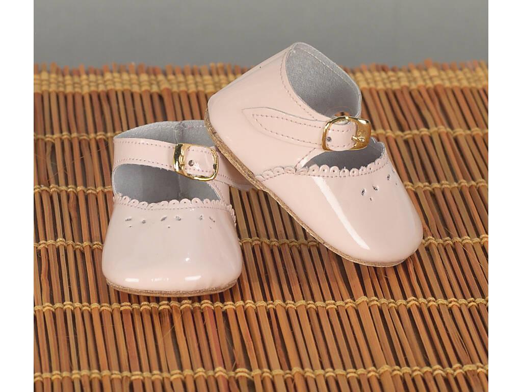 Zapato Merceditas Rosa