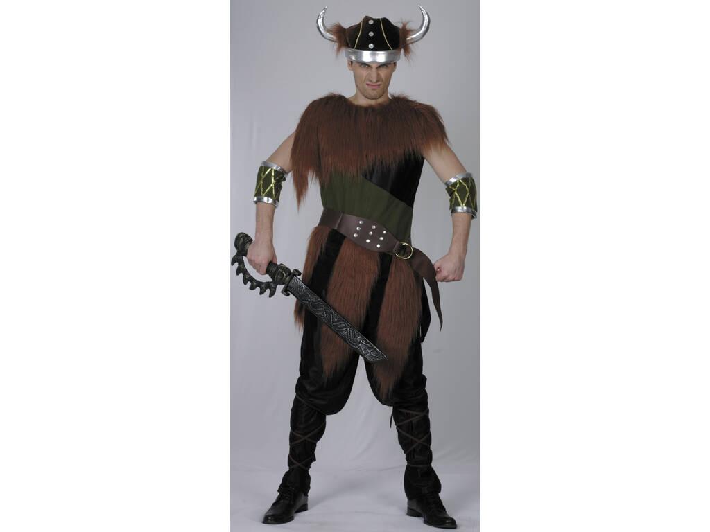 Disfraz Vikingo Hombre Talla XL