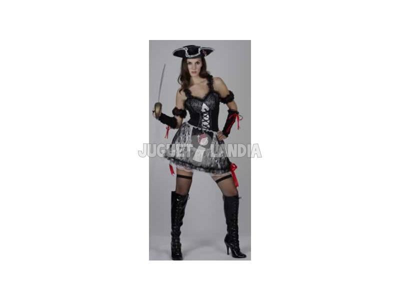 Disfraz Pirata Mujer Talla XL