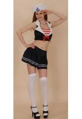 Disfraz Marinera Mujer Talla XL
