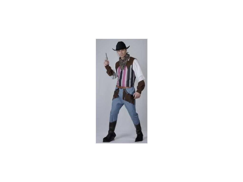 Disfraz Vaquero Hombre Talla XL