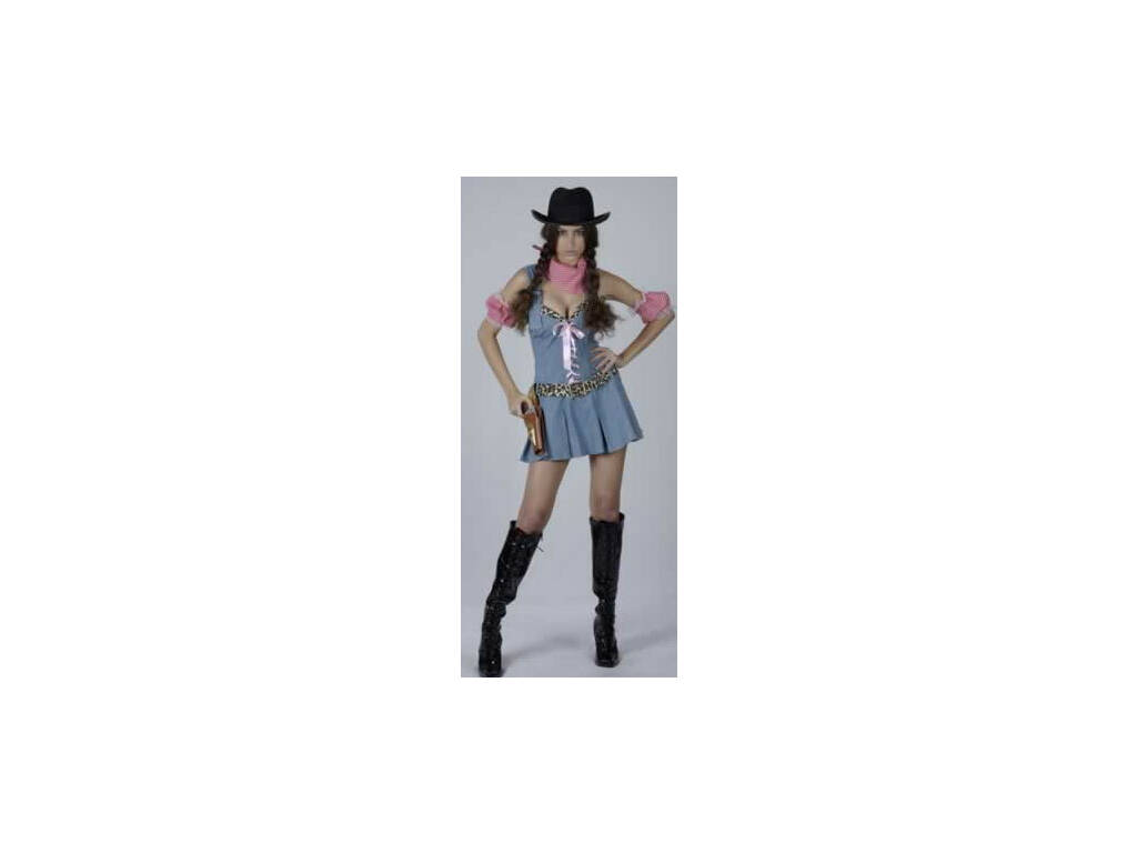 688be86c0b Disfraz Vaquera Mujer Talla XL - Juguetilandia
