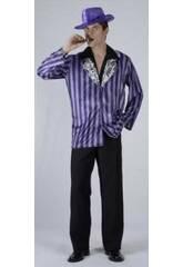 imagen Disfraz Hombre de Salon Hombre Talla XL
