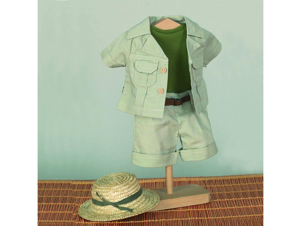 Conjunto Safari con Sombrero