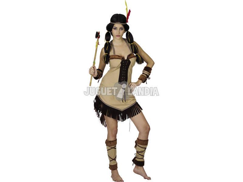 Disfraz India Mujer Talla XL